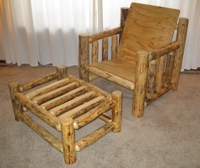 Phenomenal Custom Handcrafted Rustic Log Furniture For The Home Lodge Dailytribune Chair Design For Home Dailytribuneorg